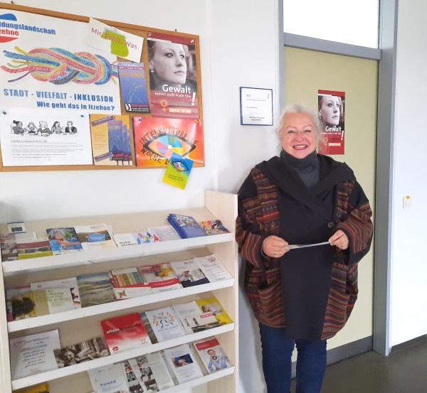 Karin Lewandowski, Gleichstellungsbeauftragte